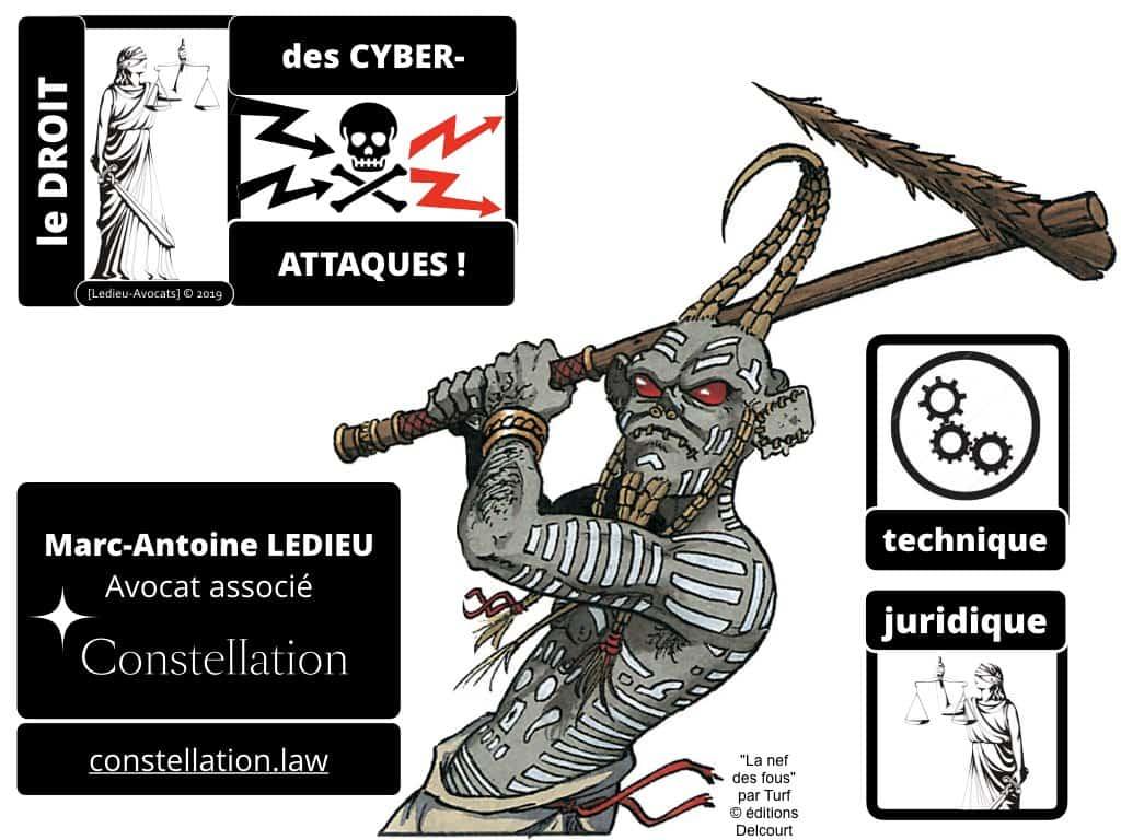 CYBER ATTAQUE et sanctions CNIL 2018