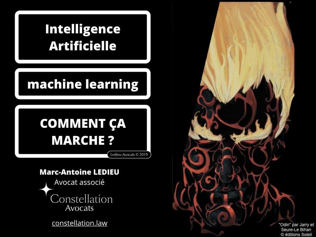 Intelligence artificielle-machine learning COMMENT ça MARCHE ?