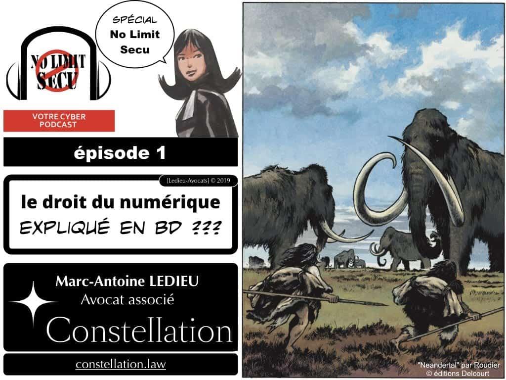 podcast NoLimitSecu Histoire du numérique (01) illustrée en BD ?