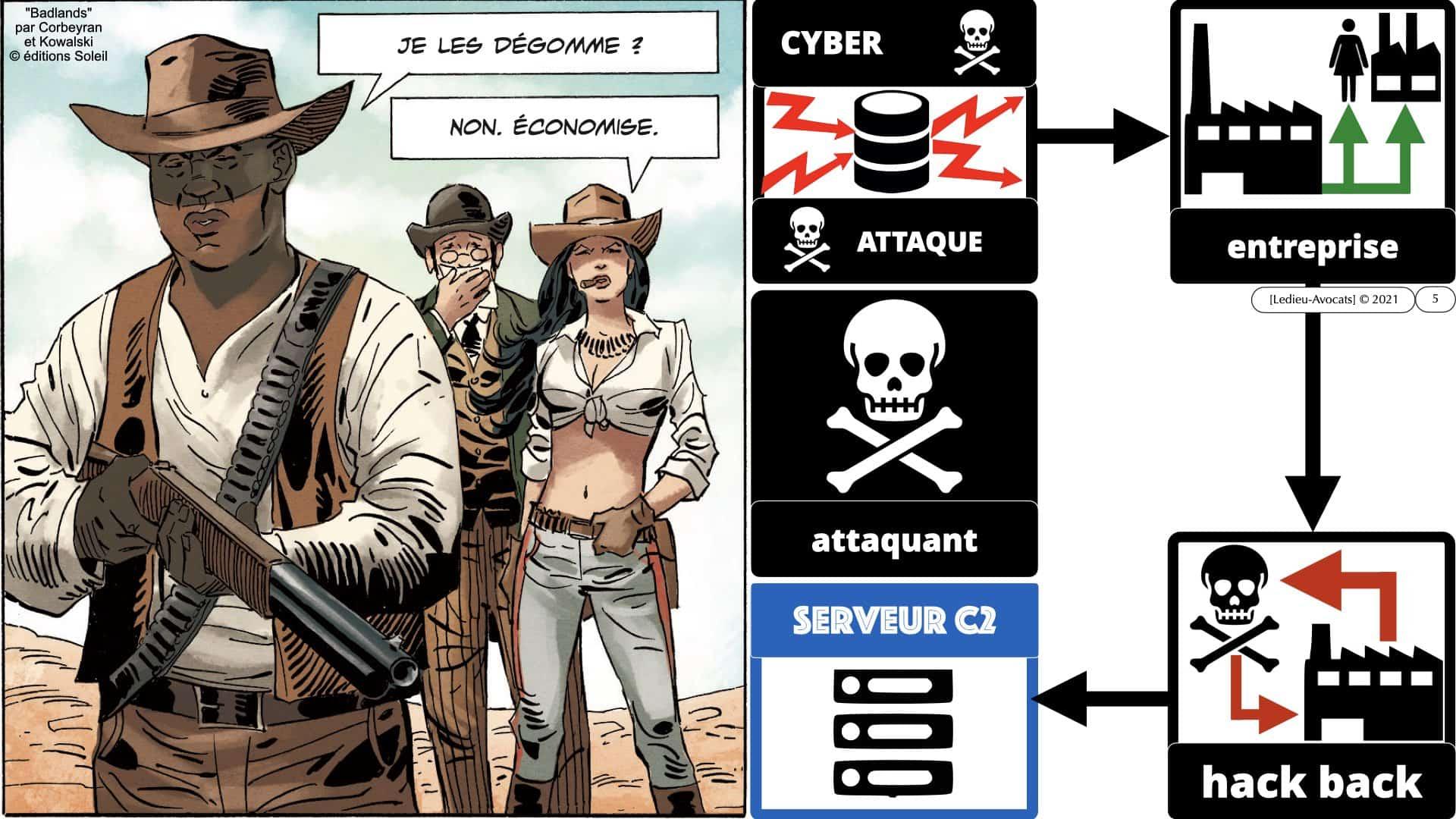 cyber attaque et hack-back : quel droit à riposte numérique ?