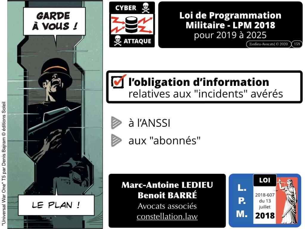 #2-LPM-2018-et-MARQUEURS TECHNIQUES-NoLimitSecu-CYBER-attaque-OIV-OSE-Operateur-Communication-Electronique-CPCE-LCEN-Constellation©Ledieu-Avocats-02-01-2020.159