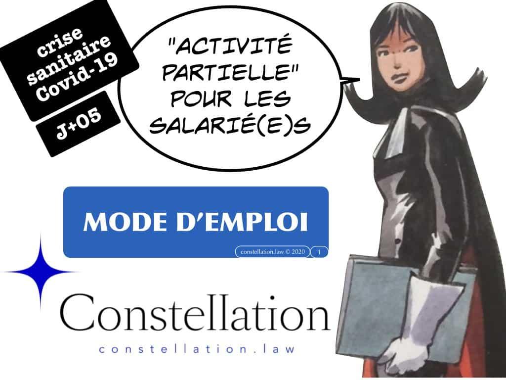 activité partielle des salariés – mode d'emploi [à J+05 de confinement]