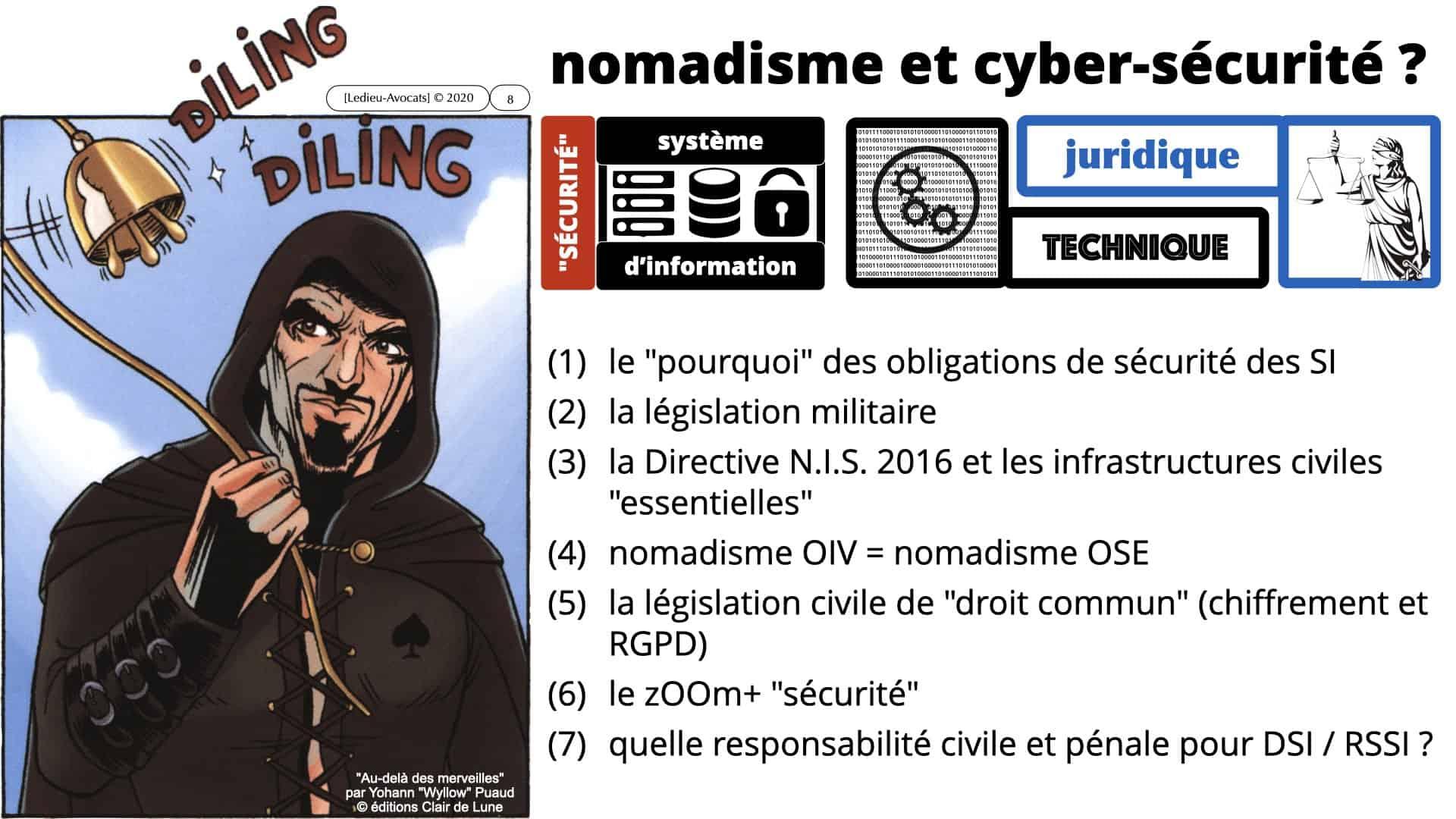 nomadisme et cyber-sécurité des postes de travail