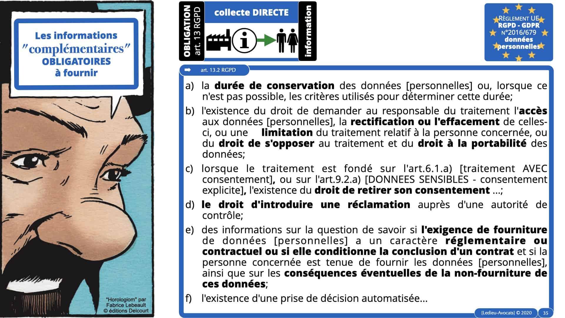 RGPD délibération CNIL Spartoo du 28 juillet 2020 n°SAN 2020-003 *16:9* ©Ledieu-Avocats 19-09-2020.035