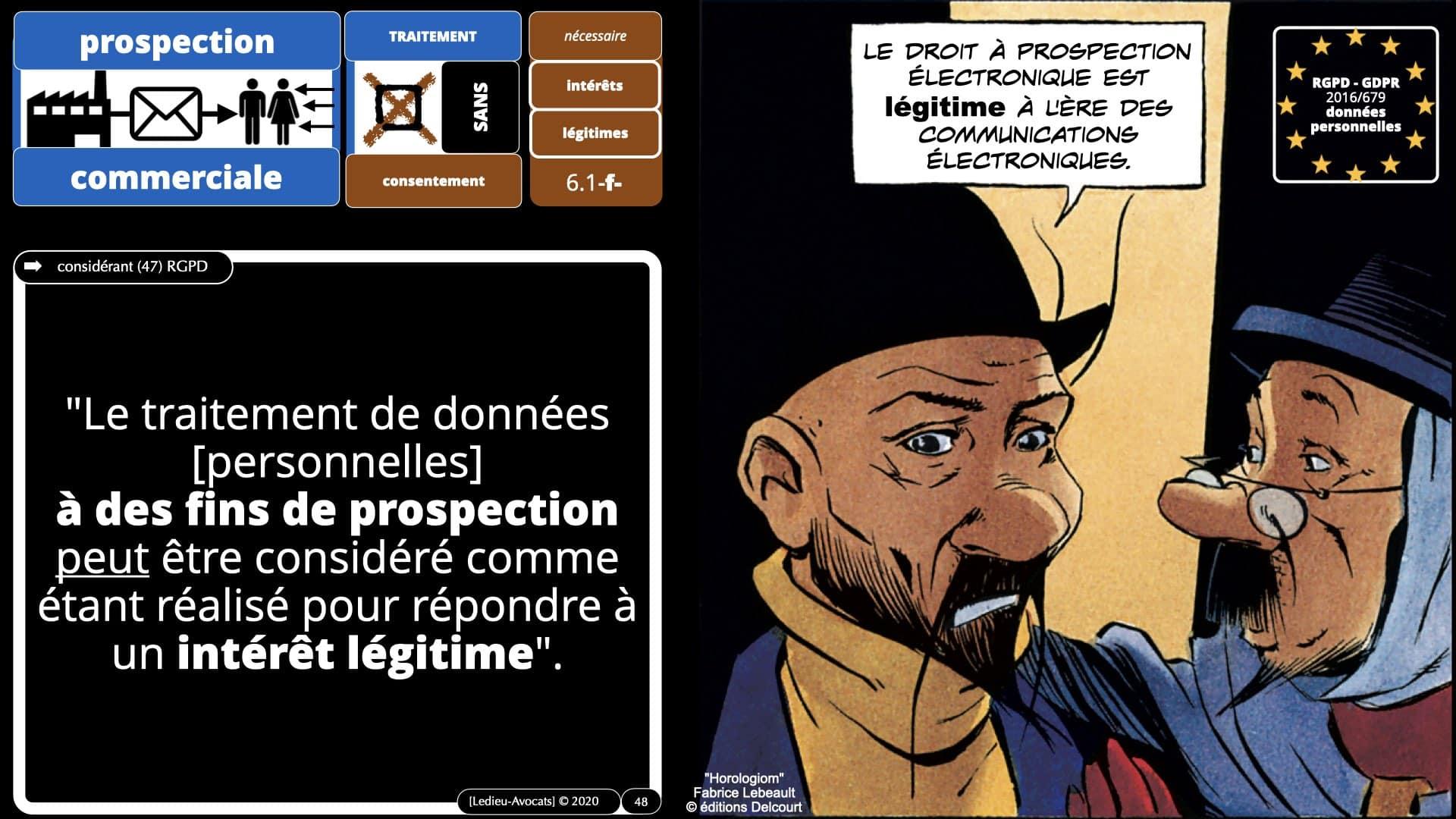 RGPD délibération CNIL Spartoo du 28 juillet 2020 n°SAN 2020-003 *16:9* ©Ledieu-Avocats 19-09-2020.048