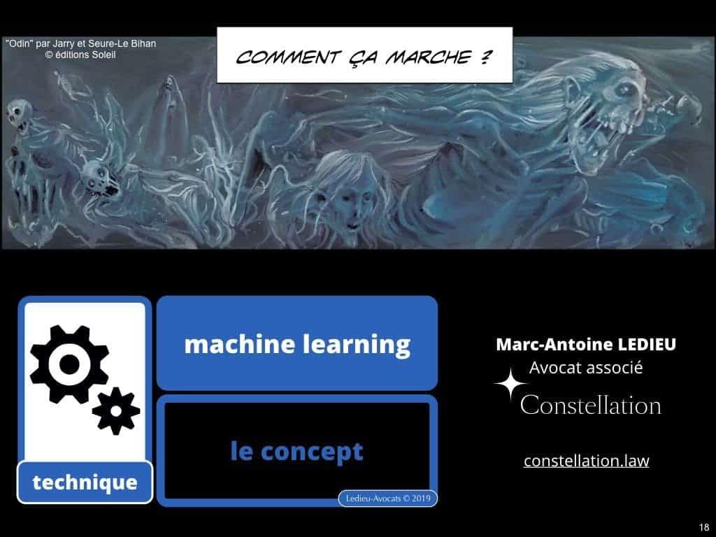 Intelligence artificielleetmachine learning COMMENT ça MARCHE