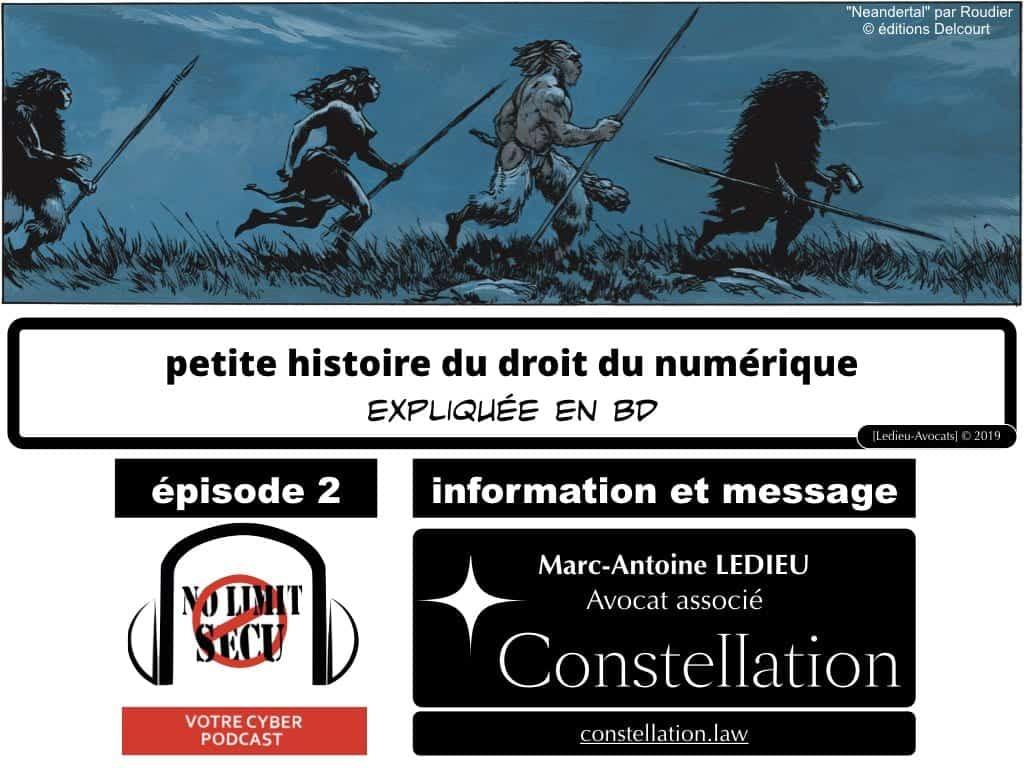 podcast NoLImitSecu histoire numérique BD INFORMATION
