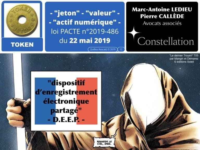 263-1-protocole-BLOCKCHAIN-TOKEN-jeton-valeur-numerique-loi-PACTE-du-22-mai-2019-DEEP-dispositif-dechange-electronique-partage-Constellation©Ledieu-Avocats-29-09-2019-.012