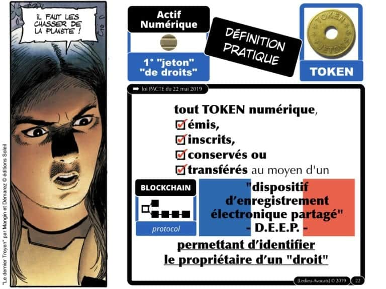 263-1-protocole-BLOCKCHAIN-TOKEN-jeton-valeur-numerique-loi-PACTE-du-22-mai-2019-DEEP-dispositif-dechange-electronique-partage-Constellation©Ledieu-Avocats-29-09-2019-.022