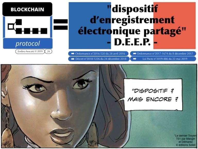 263-1-protocole-BLOCKCHAIN-TOKEN-jeton-valeur-numerique-loi-PACTE-du-22-mai-2019-DEEP-dispositif-dechange-electronique-partage-Constellation©Ledieu-Avocats-29-09-2019-.029