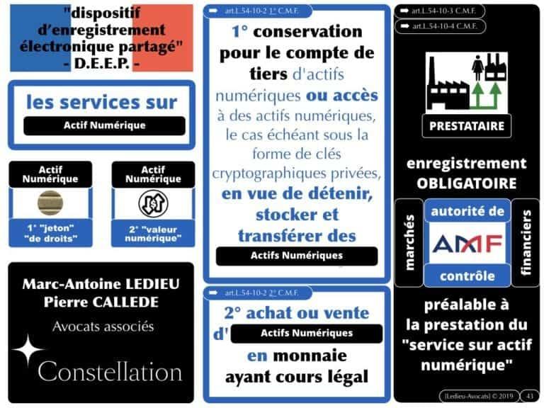 263-1-protocole-BLOCKCHAIN-TOKEN-jeton-valeur-numerique-loi-PACTE-du-22-mai-2019-DEEP-dispositif-dechange-electronique-partage-Constellation©Ledieu-Avocats-29-09-2019-.043