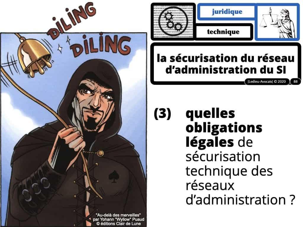 """sécurité du réseau d'administration du système d'information : les """"recommandations"""" de l'ANSSI"""