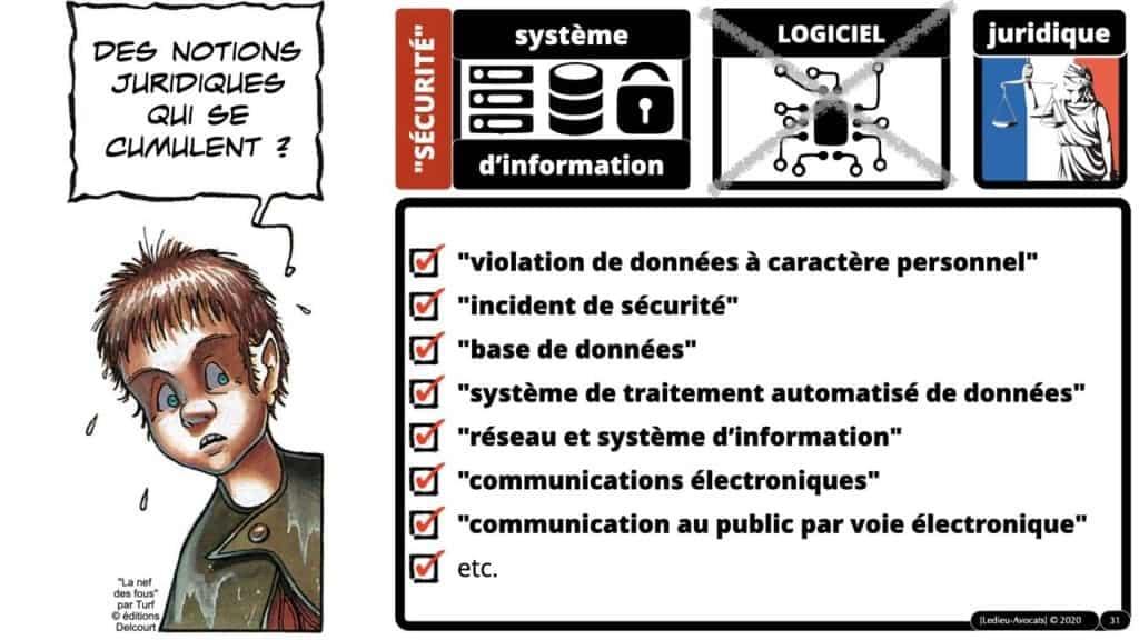 293-Vulnérabilité-bug-négligence-et-responsabilité-des-DSI-RSSI-conférence-OSSIR-169°-©-Ledieu-Avocats-09-06-2020.031-1280x720