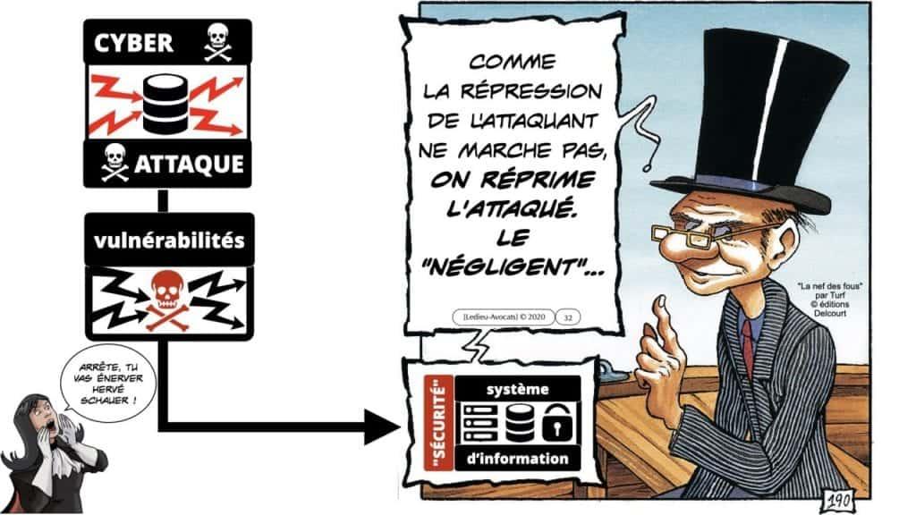 293-Vulnérabilité-bug-négligence-et-responsabilité-des-DSI-RSSI-conférence-OSSIR-169°-©-Ledieu-Avocats-09-06-2020.032-1280x720