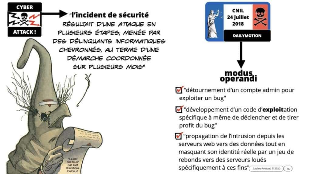 293-Vulnérabilité-bug-négligence-et-responsabilité-des-DSI-RSSI-conférence-OSSIR-169°-©-Ledieu-Avocats-09-06-2020.076-1280x720