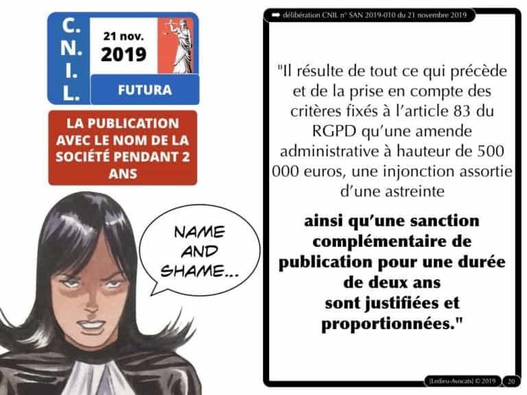 272-CNIL-21-novembre-2019-FUTURA-deliberation-SAN-2019-010-donnees-a-caractere-personnel-Constellation©Ledieu-Avocats-27-11-2019.020-1024x768