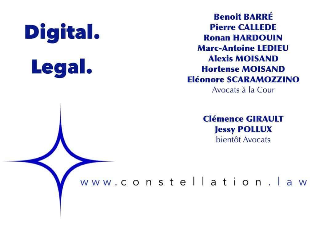 droit du LOGICIEL (arrêt CJUE 18 décembre 2019)