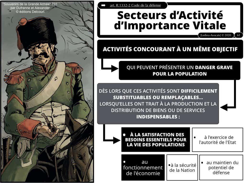 Services Essentiels ? Activités d'Importance Vitale ?