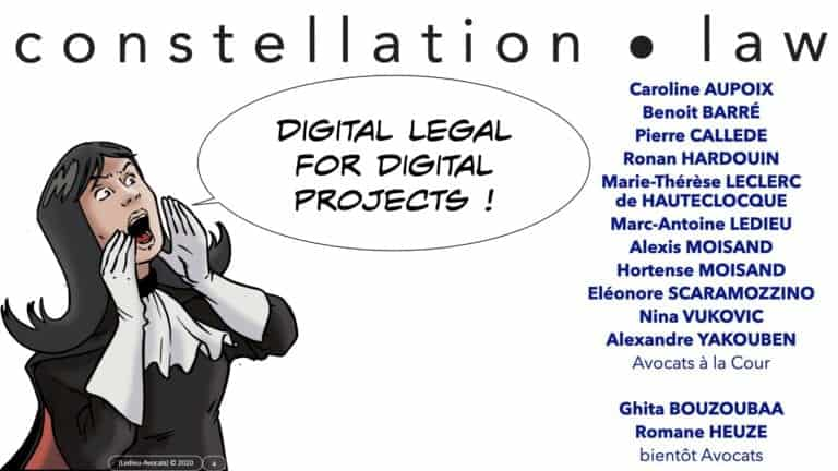 306 RGPD et jurisprudence e-Privacy données-personnelles 16:9 ©Ledieu-Avocats 05-10-2020 formation Les Echos Lamy Conference.004