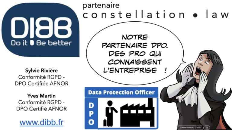 306 RGPD et jurisprudence e-Privacy données-personnelles 16:9 ©Ledieu-Avocats 05-10-2020 formation Les Echos Lamy Conference.011