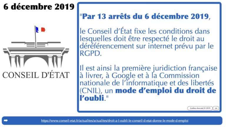 306 RGPD et jurisprudence e-Privacy données-personnelles 16:9 ©Ledieu-Avocats 05-10-2020 formation Les Echos Lamy Conference.029