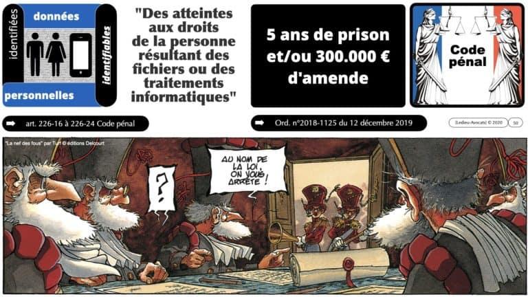 306 RGPD et jurisprudence e-Privacy données-personnelles 16:9 ©Ledieu-Avocats 05-10-2020 formation Les Echos Lamy Conference.050