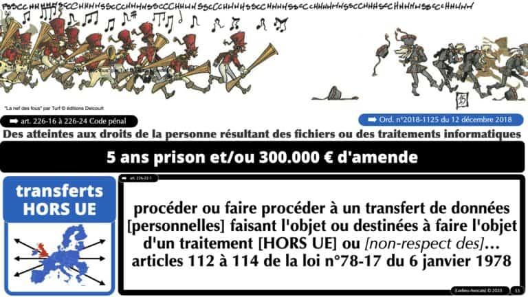 306 RGPD et jurisprudence e-Privacy données-personnelles 16:9 ©Ledieu-Avocats 05-10-2020 formation Les Echos Lamy Conference.053