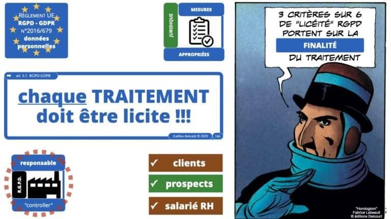306 RGPD et jurisprudence e-Privacy données-personnelles 16:9 ©Ledieu-Avocats 05-10-2020 formation Les Echos Lamy Conference.166