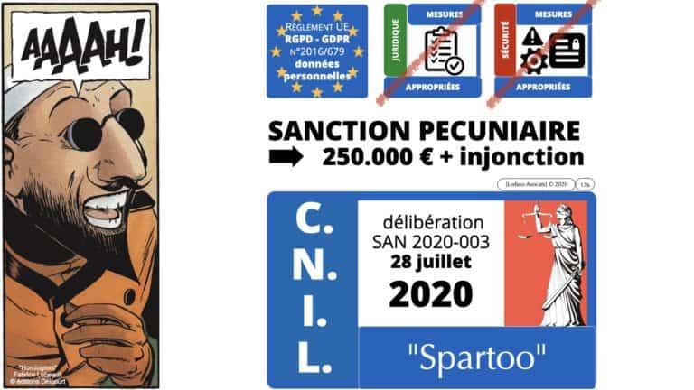 306 RGPD et jurisprudence e-Privacy données-personnelles 16:9 ©Ledieu-Avocats 05-10-2020 formation Les Echos Lamy Conference.176