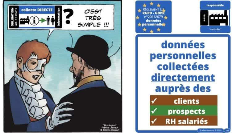 306 RGPD et jurisprudence e-Privacy données-personnelles 16:9 ©Ledieu-Avocats 05-10-2020 formation Les Echos Lamy Conference.186