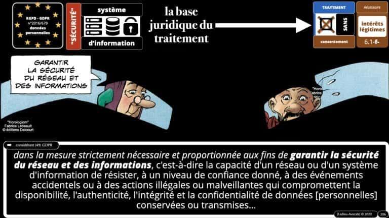 306 RGPD et jurisprudence e-Privacy données-personnelles 16:9 ©Ledieu-Avocats 05-10-2020 formation Les Echos Lamy Conference.206