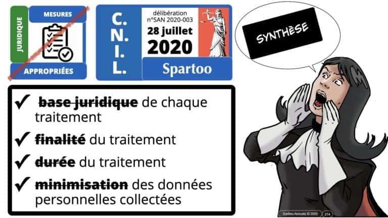 306 RGPD et jurisprudence e-Privacy données-personnelles 16:9 ©Ledieu-Avocats 05-10-2020 formation Les Echos Lamy Conference.214