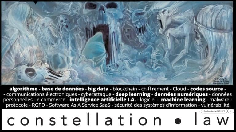 307 Intelligence artificielle-machine-learning-deep-learning-base de données-BIG-DATA *16:9* Constellation ©Ledieu-Avocat-13-10-2020.007