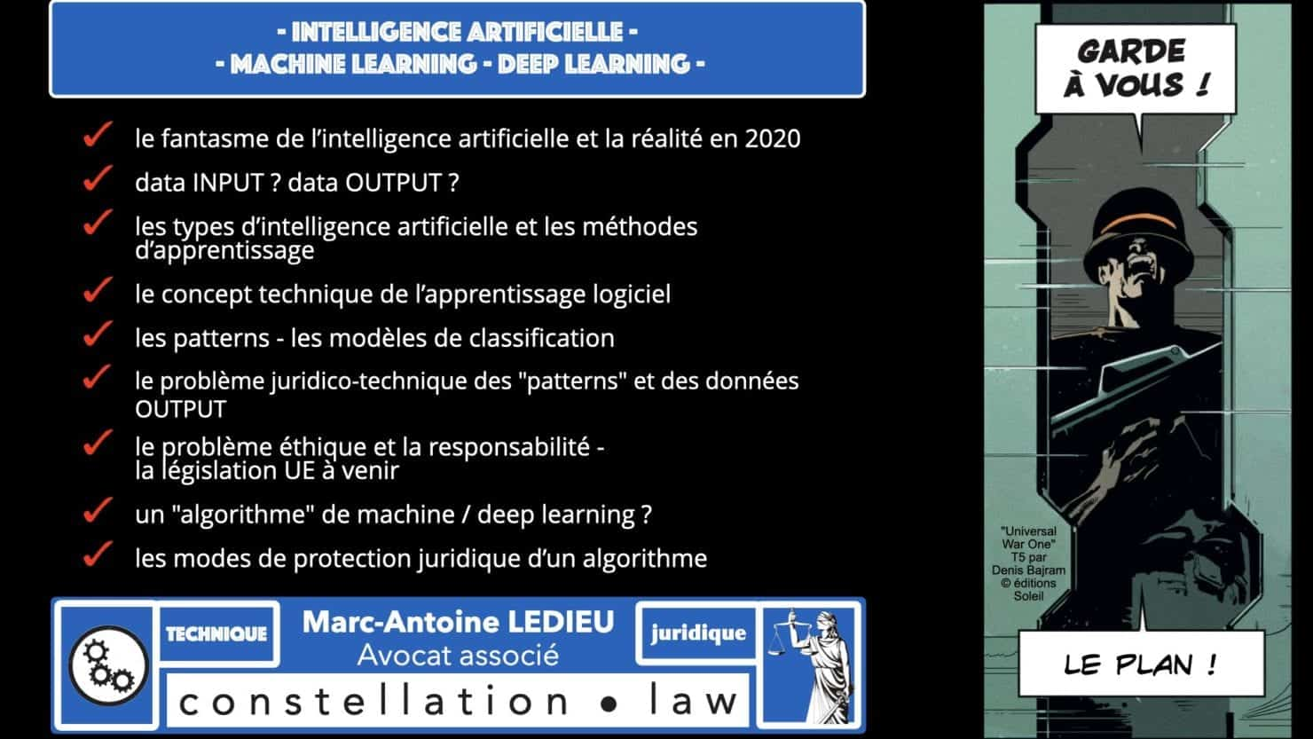 intelligence artificielle - deep learning - machine learning : comment ça marche ?