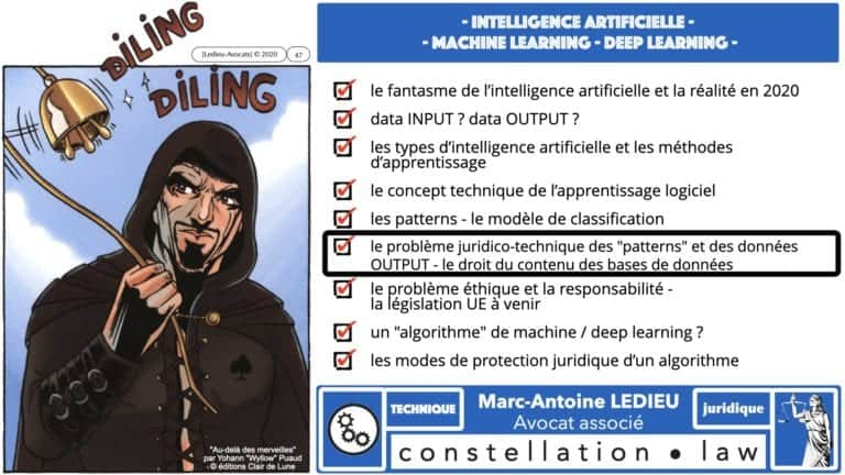 307 Intelligence artificielle-machine-learning-deep-learning-base de données-BIG-DATA *16:9* Constellation ©Ledieu-Avocat-13-10-2020.047