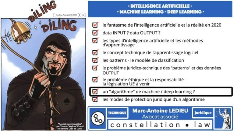 307 Intelligence artificielle-machine-learning-deep-learning-base de données-BIG-DATA *16:9* Constellation ©Ledieu-Avocat-13-10-2020.078