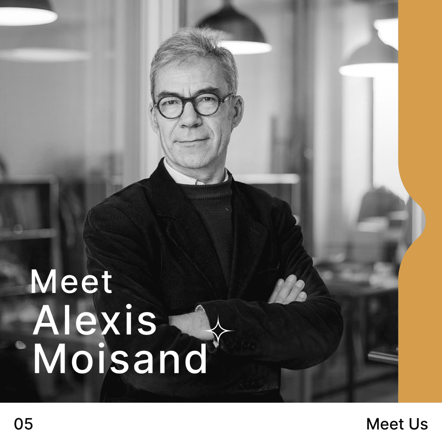 meet us – Alexis MOISAND