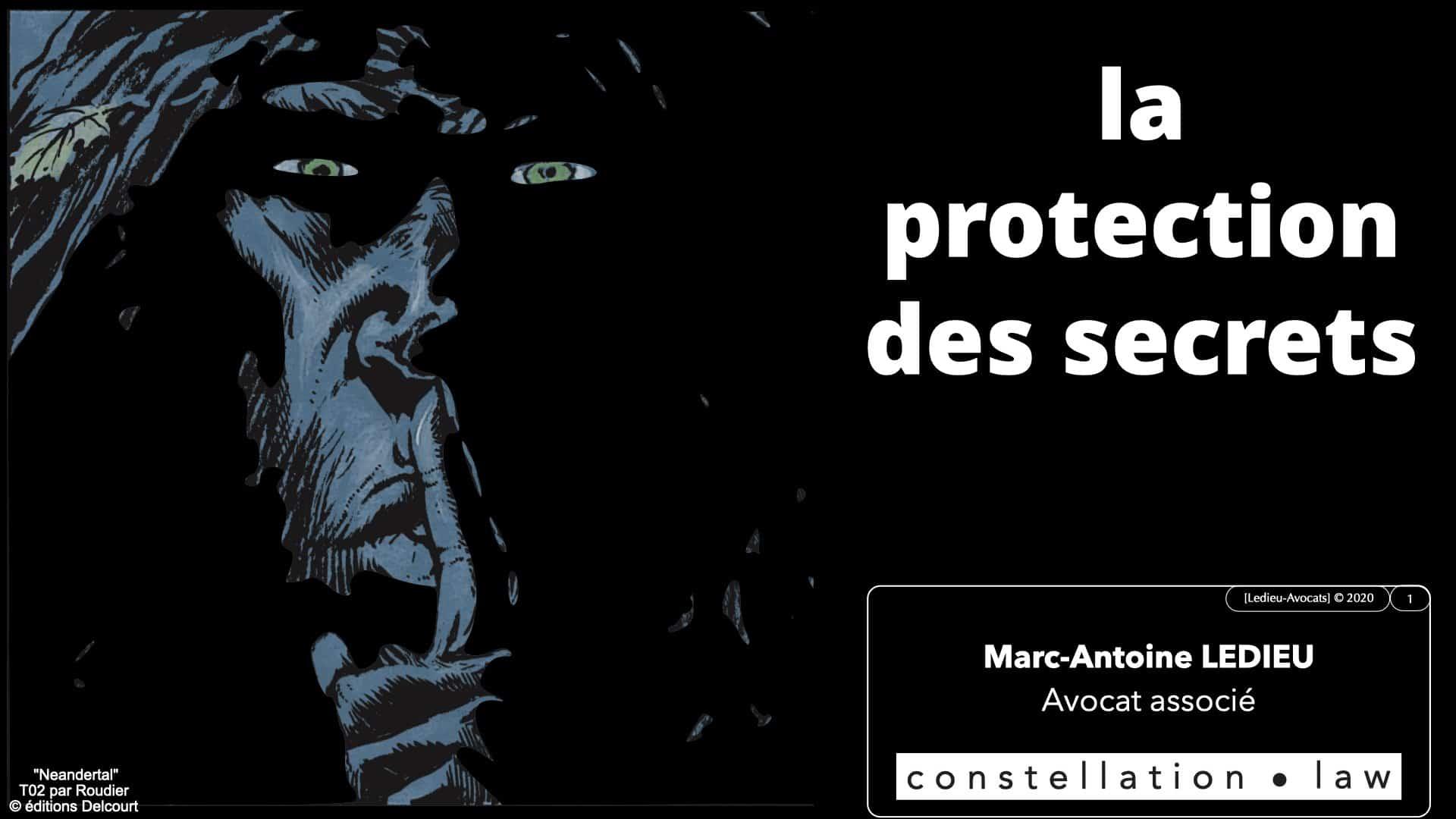 L'information : la protection des secrets [vidéo+BD 6/6]