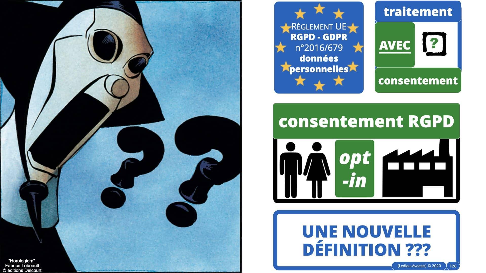 RGPD e-Privacy données personnelles jurisprudence formation Lamy Les Echos 10-02-2021 ©Ledieu-Avocats.126