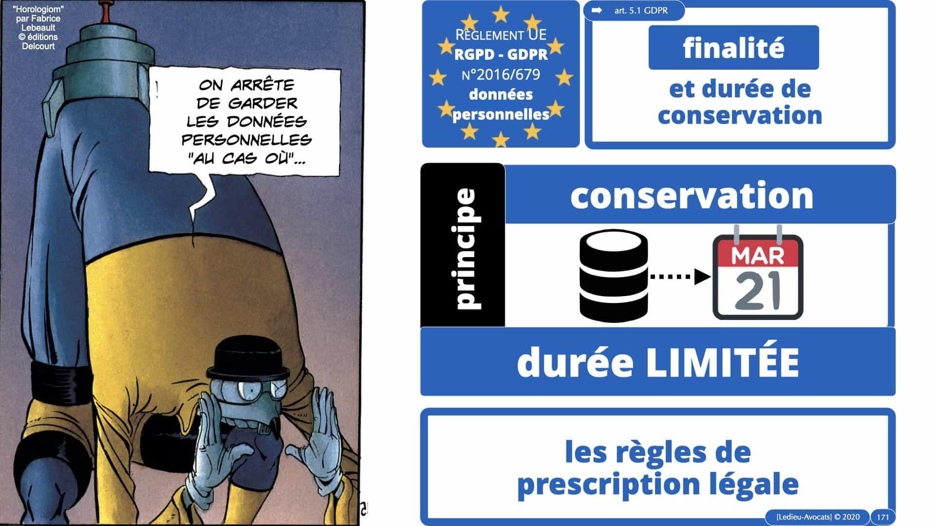 RGPD e-Privacy données personnelles jurisprudence formation Lamy Les Echos 10-02-2021 ©Ledieu-Avocats.171