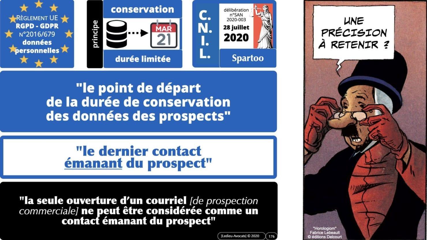 RGPD e-Privacy données personnelles jurisprudence formation Lamy Les Echos 10-02-2021 ©Ledieu-Avocats.176