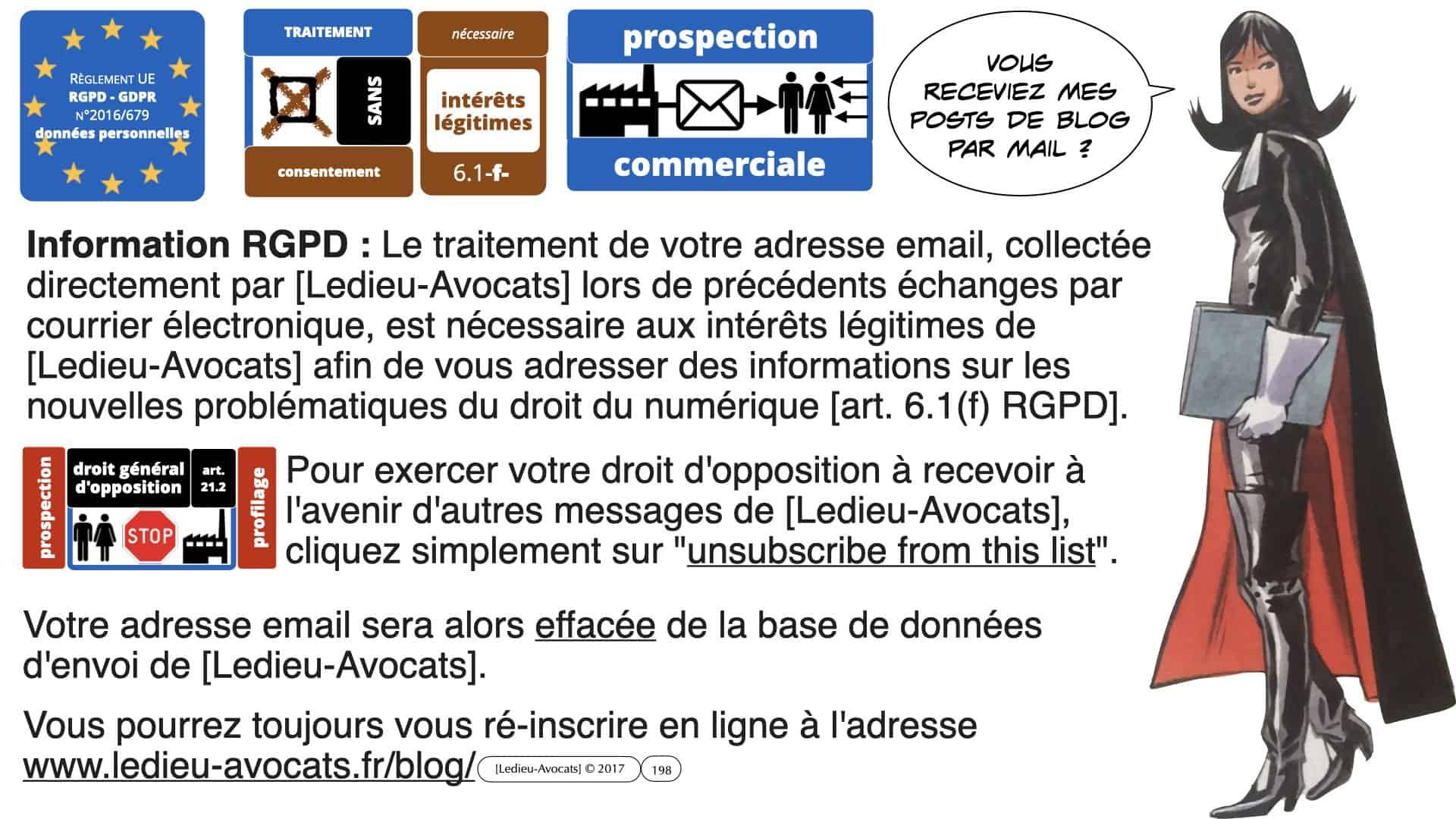 RGPD e-Privacy données personnelles jurisprudence formation Lamy Les Echos 10-02-2021 ©Ledieu-Avocats.198