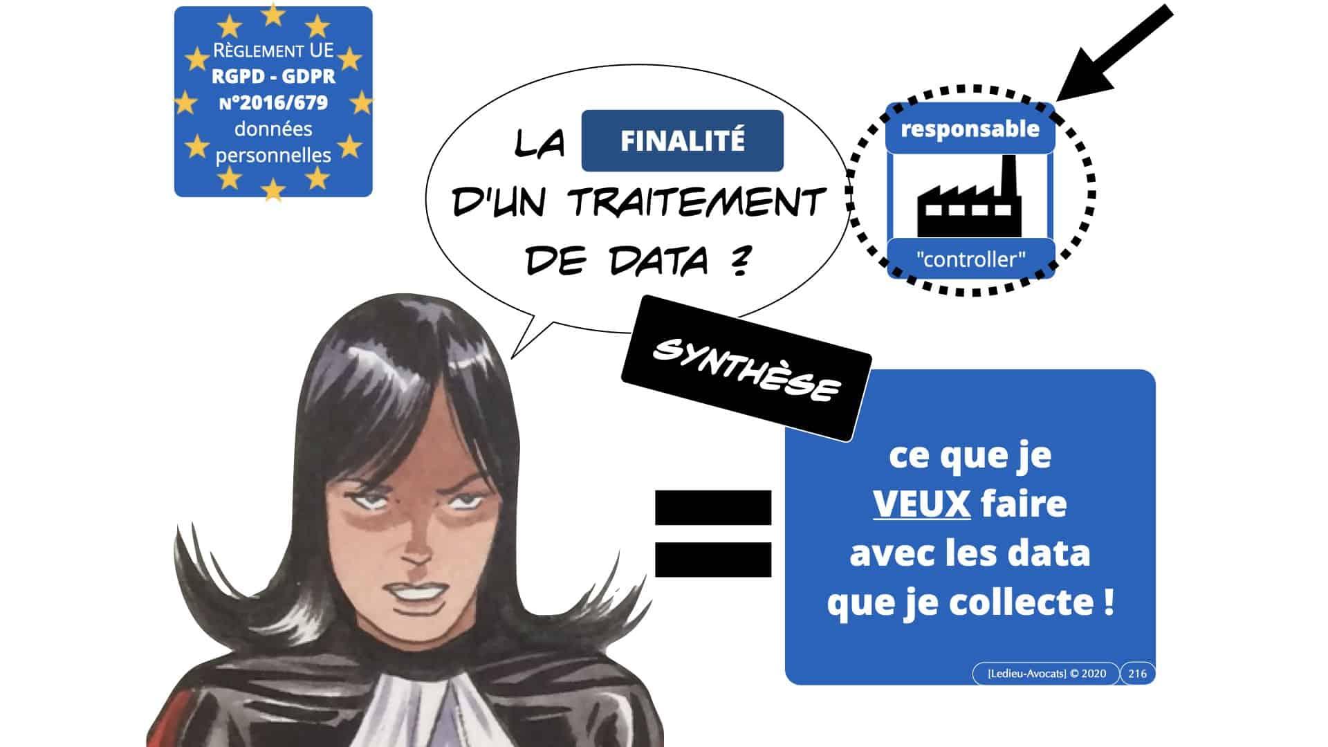 RGPD e-Privacy données personnelles jurisprudence formation Lamy Les Echos 10-02-2021 ©Ledieu-Avocats.216