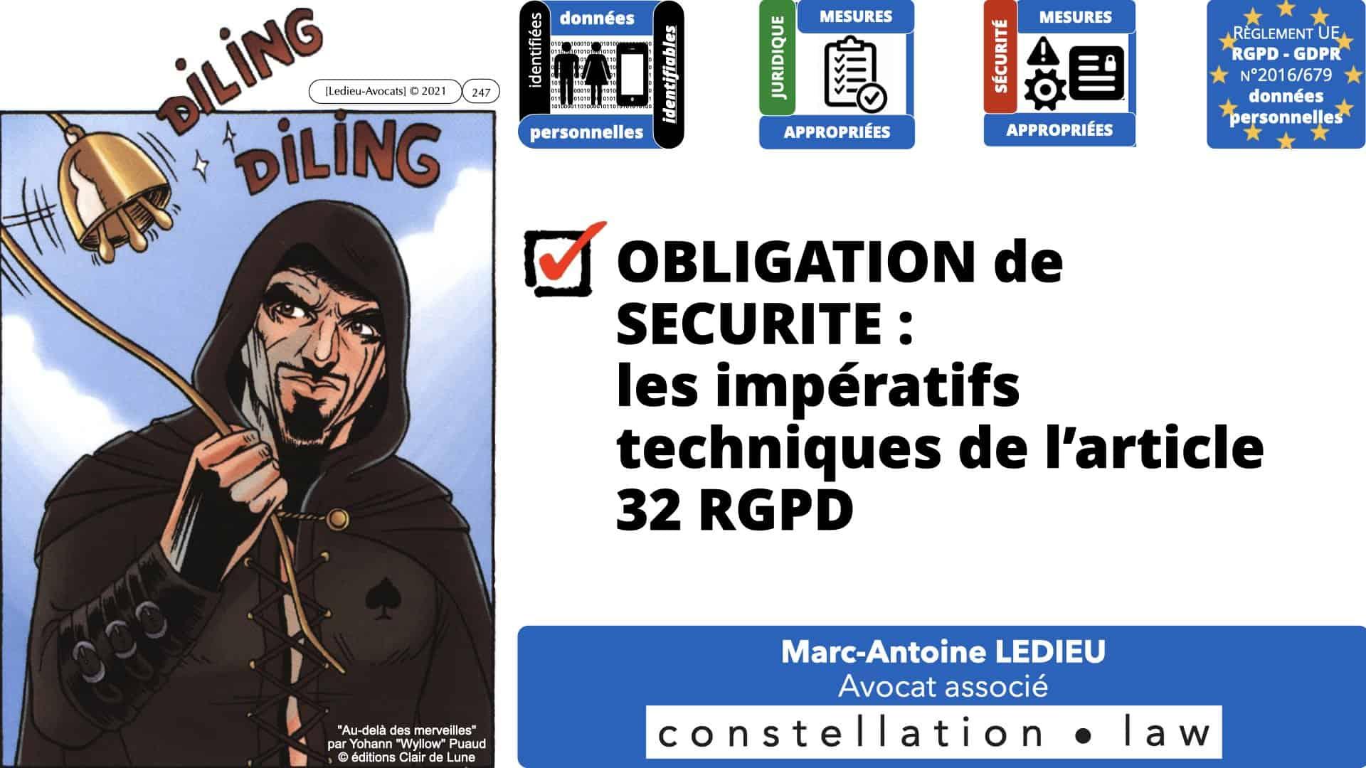 RGPD e-Privacy données personnelles jurisprudence formation Lamy Les Echos 10-02-2021 ©Ledieu-Avocats.247