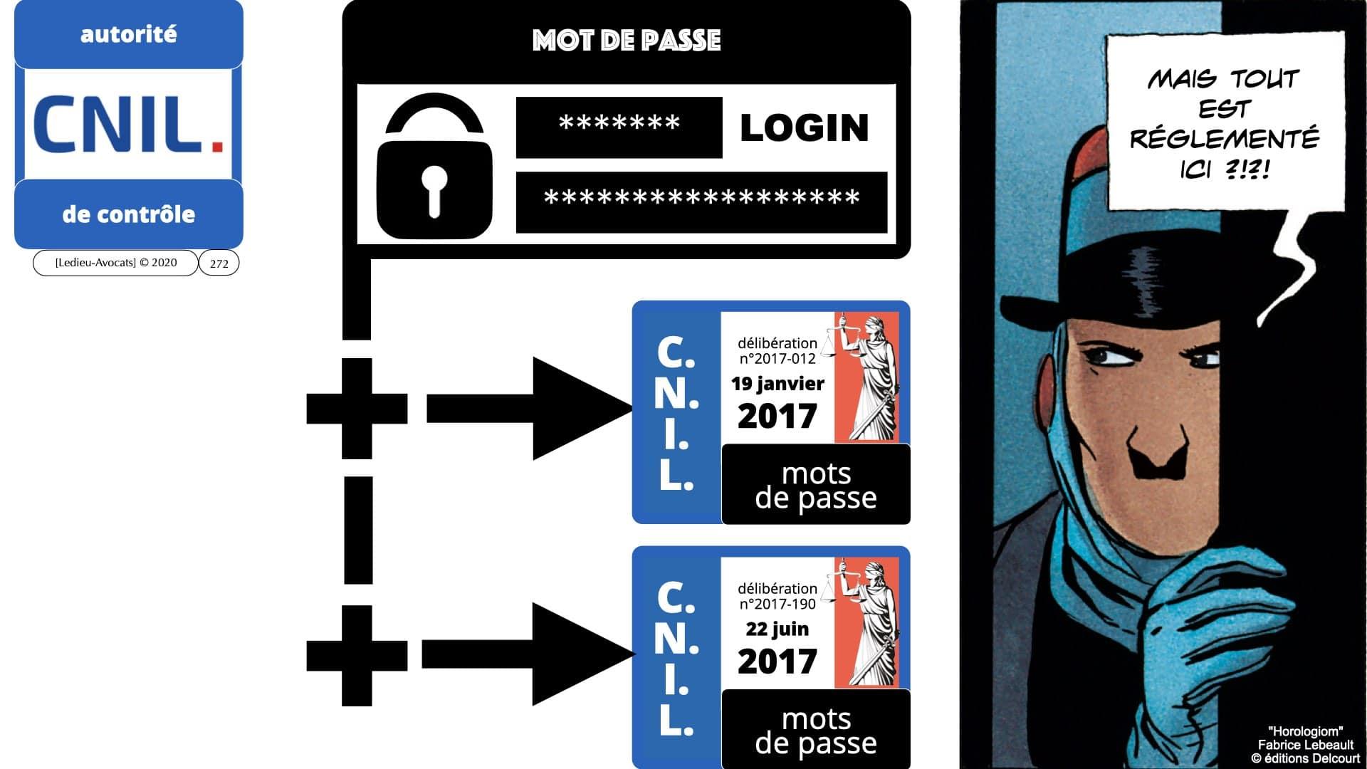 RGPD e-Privacy données personnelles jurisprudence formation Lamy Les Echos 10-02-2021 ©Ledieu-Avocats.272