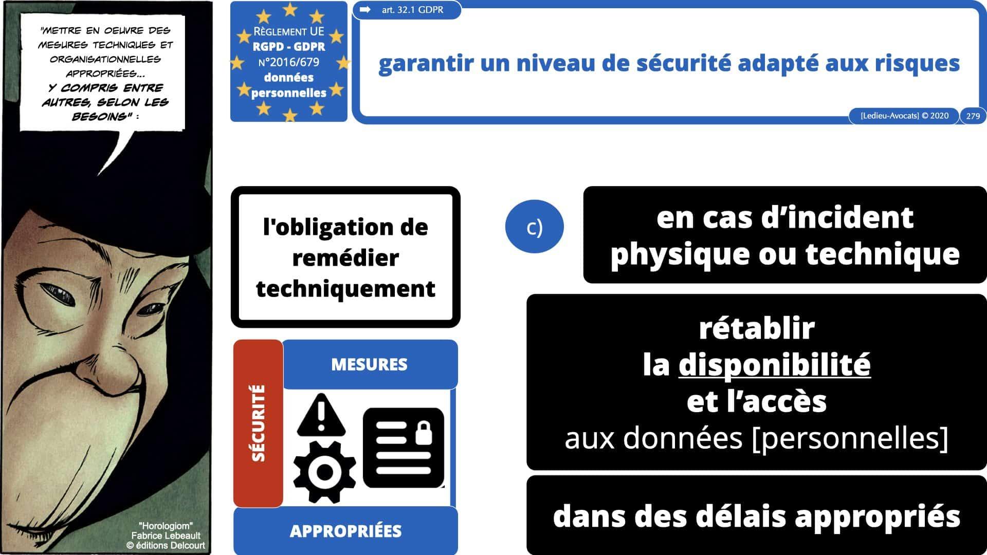 RGPD e-Privacy données personnelles jurisprudence formation Lamy Les Echos 10-02-2021 ©Ledieu-Avocats.279