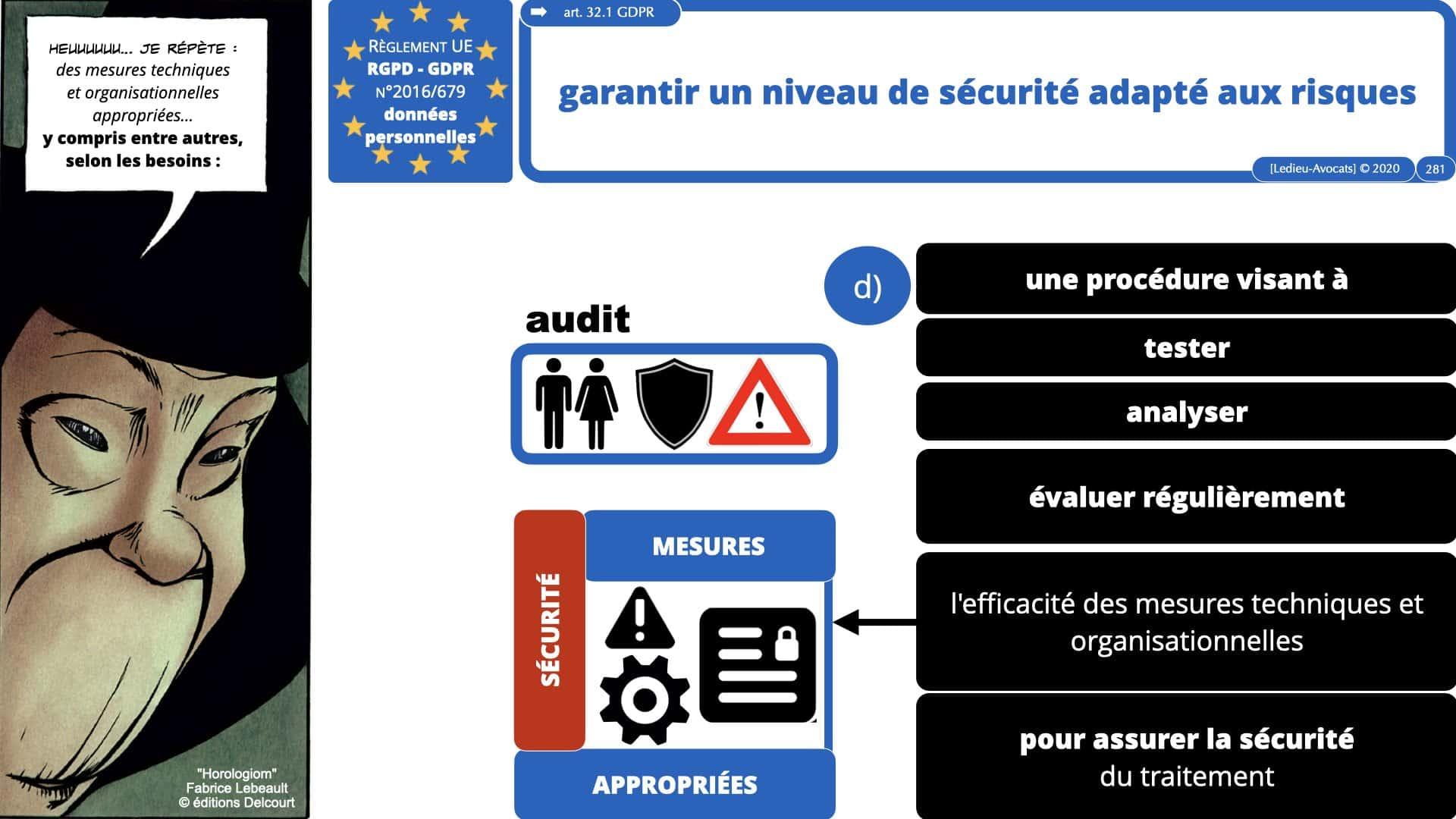 RGPD e-Privacy données personnelles jurisprudence formation Lamy Les Echos 10-02-2021 ©Ledieu-Avocats.281