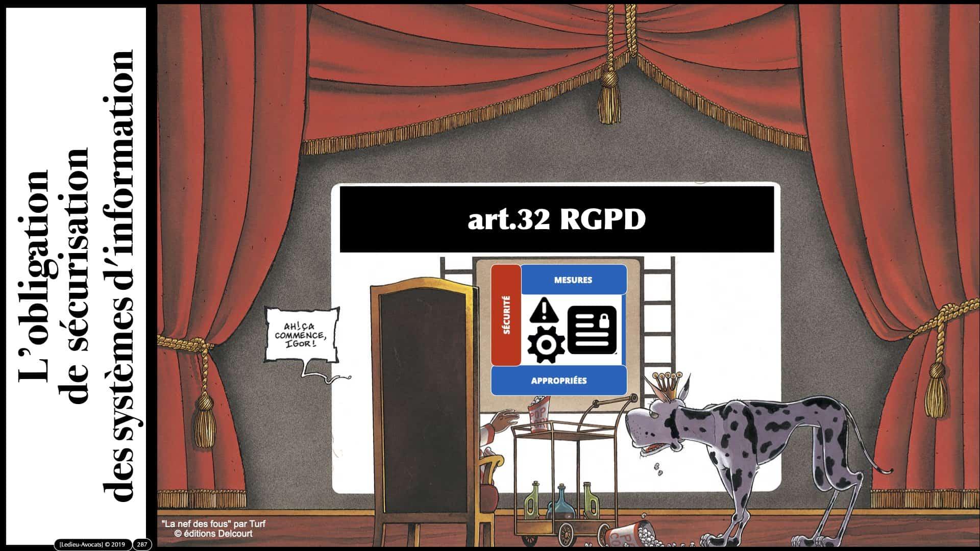RGPD e-Privacy données personnelles jurisprudence formation Lamy Les Echos 10-02-2021 ©Ledieu-Avocats.287