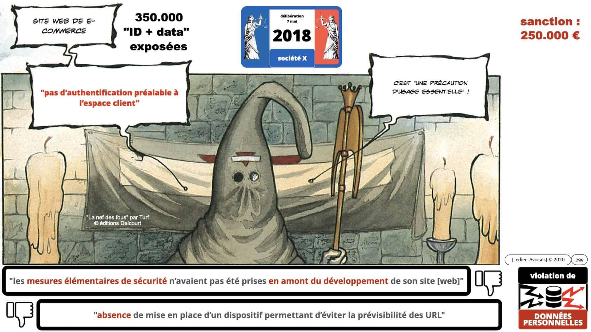 RGPD e-Privacy données personnelles jurisprudence formation Lamy Les Echos 10-02-2021 ©Ledieu-Avocats.299