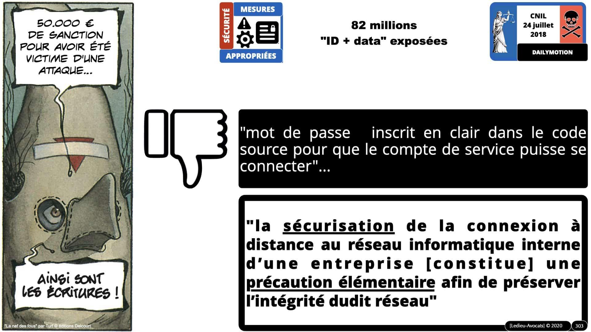 RGPD e-Privacy données personnelles jurisprudence formation Lamy Les Echos 10-02-2021 ©Ledieu-Avocats.303
